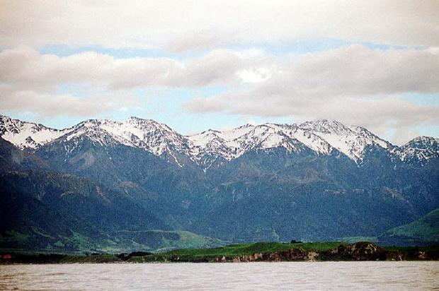 Mountains of Southern New Zealand