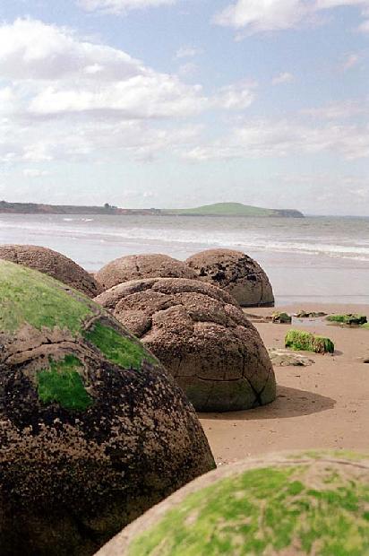 Maori Boulders