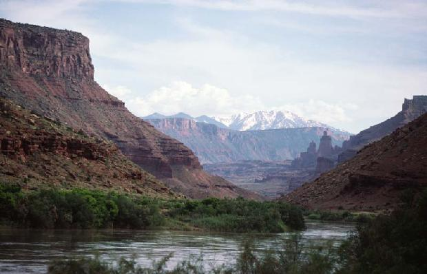 Mountains in Utah