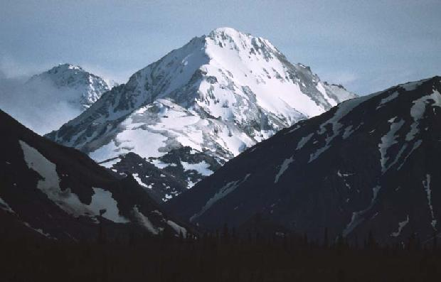 Mountains in Alaska