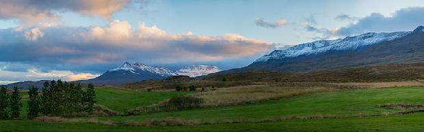 Mountain valley