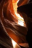 ANTELOPE SLOT CANYON